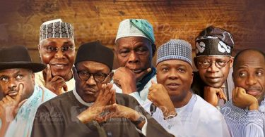 Ripples List: 10 most influential Nigerian politicians ahead of 2019