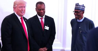 Trump to host Buhari