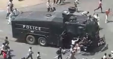 Shi'ites, police clash In Abuja (Video)