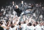 Zinedine Zidane champions league win UCL