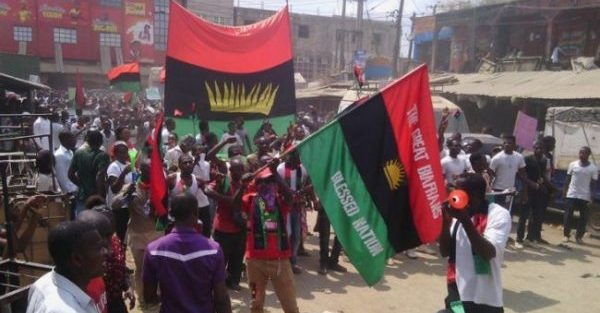 Despite being outlawed, IPOB again declares sit-at-home in 20 states