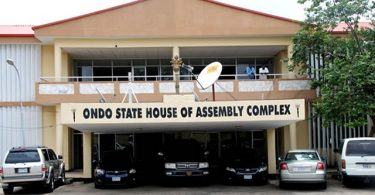 Gov Akeredolu stirs crisis as Ondo lawmakers threaten to impeach speaker