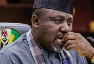 Why I behave like a crazy man – Okorocha