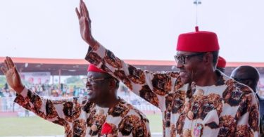 Instead of criticising 'my boss' Buhari, I'll rather 'face my duties'— Umahi
