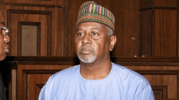 For second time in 24hrs, court grants Dasuki bail as FG brings amended charges