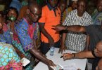 UPDATES... EKITI PDP GOV PRIMARY: Accreditation ongoing after all night partying