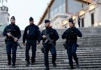 BELGIUM: Knifeman stabs 2 police officers to death, shoots, kills 22-yr-old
