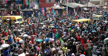 Nigeria's GDP grows by 1.95% in Q1
