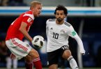 Mohamed Salah and Egypt crash out of world cup