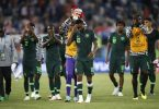 Super Eagles lost to Croatia