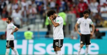 Salah and Egypt crash out of World cup