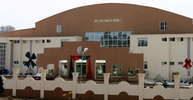Ekiti Assembly suspends member who 'sleeps' too much