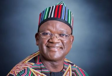 Image result for Gov. Ortom