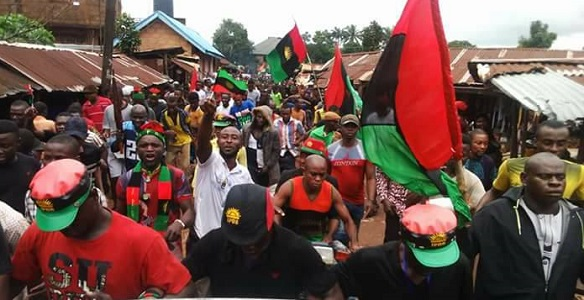 IPOB kicks against Operation Python Dance in Southeast, says there is not insecurity