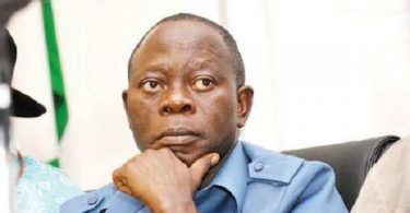 New APC chairman Oshiomhole sworn in