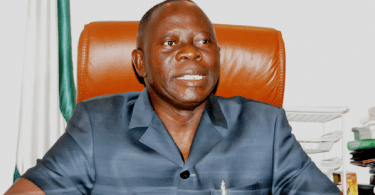 APC CONVENTION: As expected Oshiomhole confirmed new national chairman