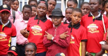 After wowing Tanzanian parliament, OzzyBosco charges kids to take over Lagos
