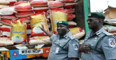 RICE SMUGGLING: FG to shut land border