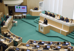 Saraki addresses Russian Parliament, makes requests