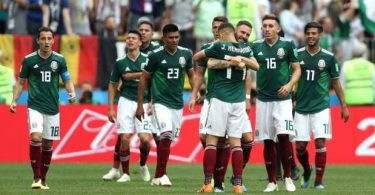 Mexico defeat Germany in World Cup opener