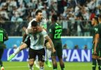super eagles lose to argentina again