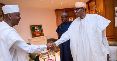 KILLINGS: Saraki lands Plateau after joining Dogara In meeting with Buhari
