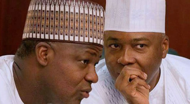 Saraki, Dogara cancel meeting to discuss Buhari's supplementary budget