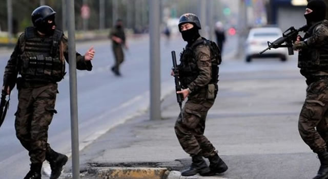 Turkey detains 14 suspected ISIS militants