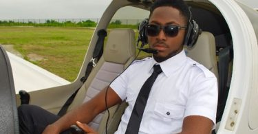#BBNaija's Miracle obtains private pilot license