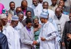 'This country belongs equally to Christians, Muslims and even those who claim ignorance of God'— Buhari