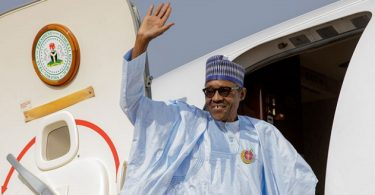 Buhari off to Netherlands