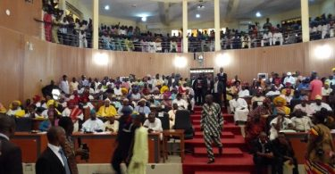 Ekiti Assembly about to boil as APC members spur for war