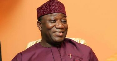 EKITI GOV POLL: Plan to disqualify Fayemi fails