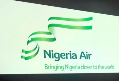 BREAKING... Nigeria unveils name of new airline in London