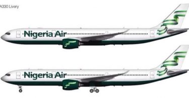 Nigeria Air to start operation with 15 hired aircraft, Ethiopian Air claims