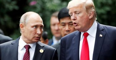 Trump, Putin meeting overshadowed by Russian hacking charges