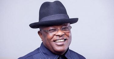 'I can never leave PDP to the kind of APC in Ebonyi State'— Umahi