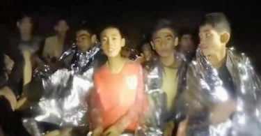 4 more soccer team members extracted from Thai cave complex