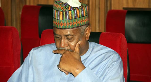 Dasuki's family drags Malami to NBA