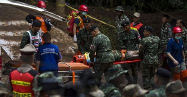 Rescue operation continues to extract 8 remaining members of Thai soccer team