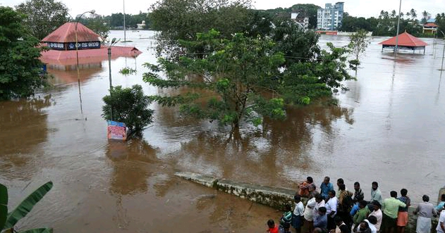 INDIA: Monsoon floods, landslides kill 37, displace thousands