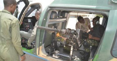 ZAMFARA: Air force begins operation Diran Mikiya to end armed banditry