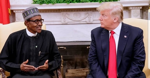 Trump called Buhari 'lifeless' because he saw 'his level of incompetence'— PDP