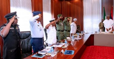 Ministerial nominee blames infighting among service chiefs for failure to defeat for Boko Haram insurgents