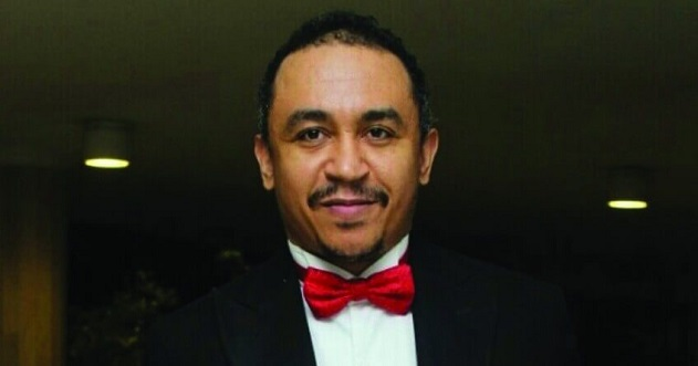 Daddy Freeze tears into Pastor Adeboye's son