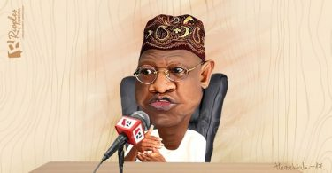 SIEGE ON NASS: Lai Mohammed blames fake news