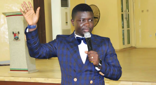 I almost sold my valuables when I fell on tough times- Comedian Seyi Law