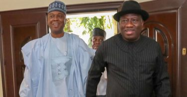 Leaving no stone unturned Saraki meets Jonathan over presidential ambition