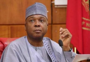 I'll make a better president than Buhari, I'm considering a run against him in 2019— Saraki