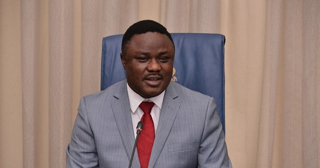Defection: Gov Ayade clears the air